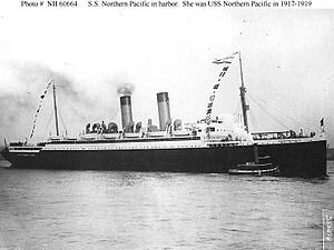 SS Northern Pacific