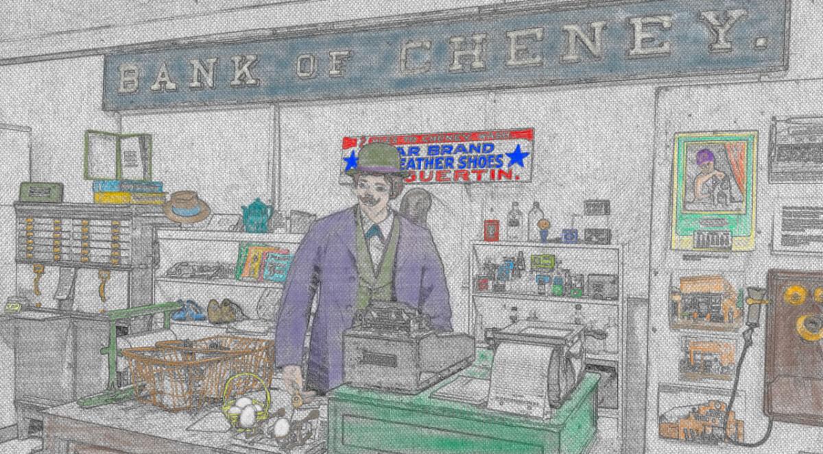 Mr. Franklin's General Store